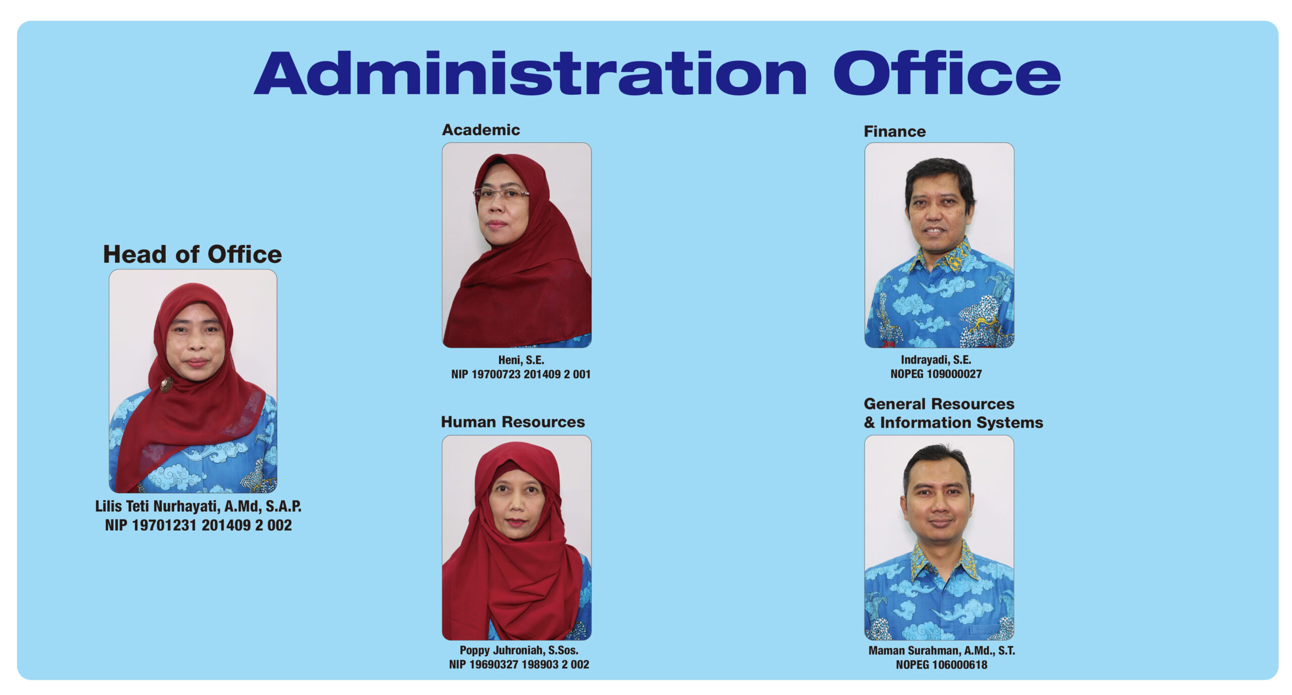 Administration-Officer